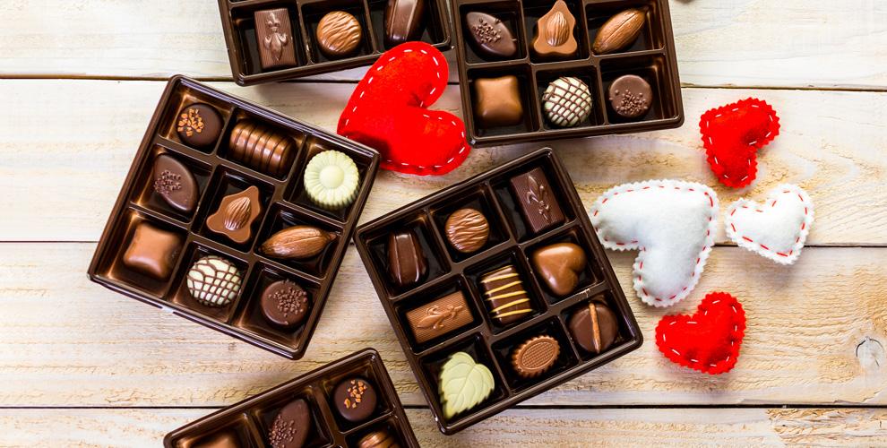 Изготовление шоколадных наборов, суфле ипеченья отстудии ToGuest