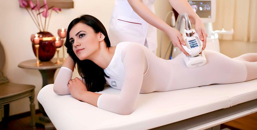 Сеансы LPG-массажа и элос-эпиляции зон на выбор в салоне красоты Viva Saminia
