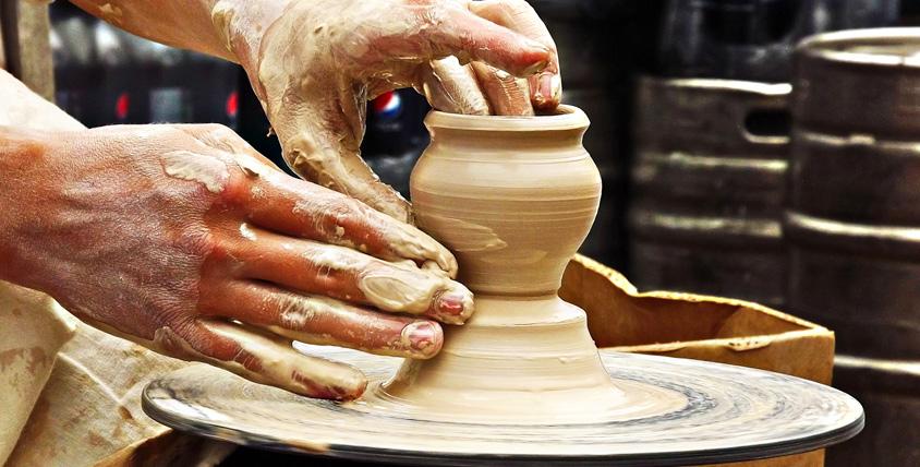 Получите удовольствие от работы с глиной! Мастер-классы по гончарному мастерству в студии MasterstvoMsk