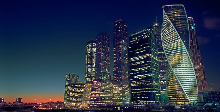 Смотровая экскурсия в Москва-Сити с ведущим экскурсоводом