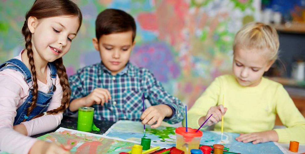 Товары для детского творчества от интернет-магазина KIDZMARKET