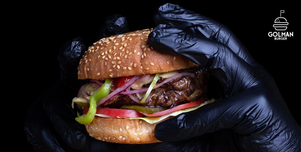 GOLMAN BURGER: бургеры, хот-доги, картофель фри,напитки идесерты