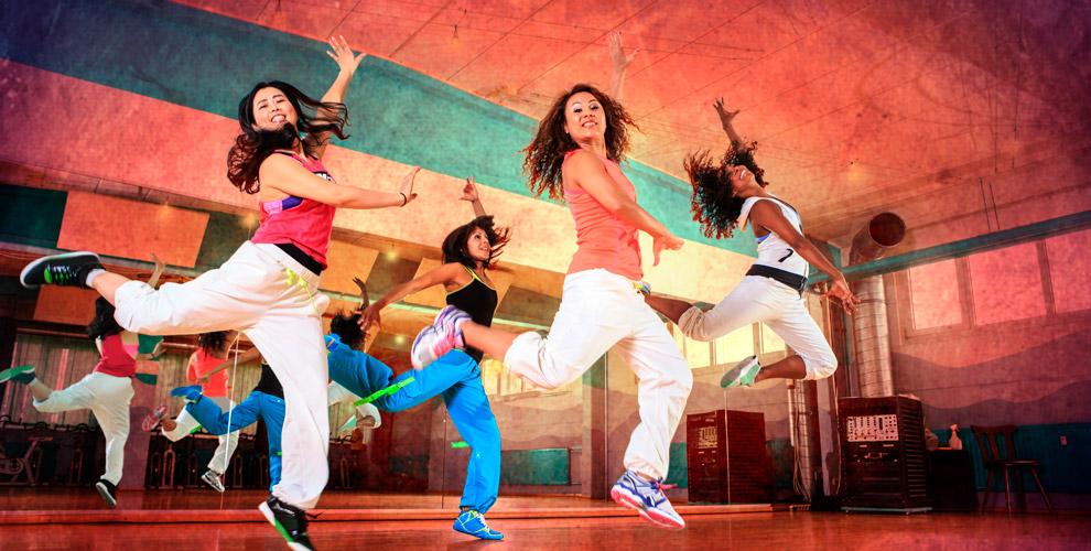 Занятия потанцевальному илифитнес направлению навыбор встудии YOUCAN