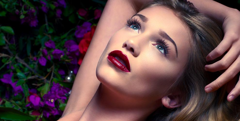 Перманентный макияж, ламинирование ресниц иобучающие курсы всалоне красоты Marilyn