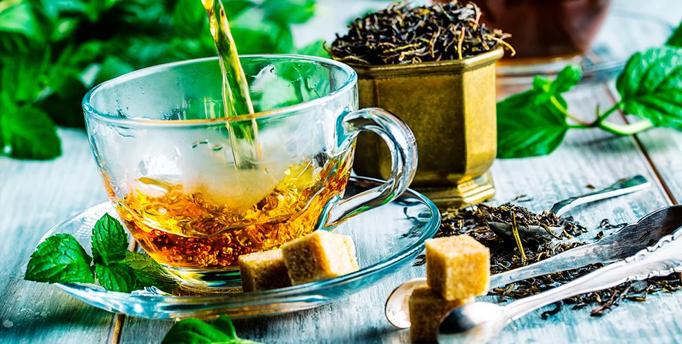 Ассортимент весового чая от магазина чая «Дзэн-чай»