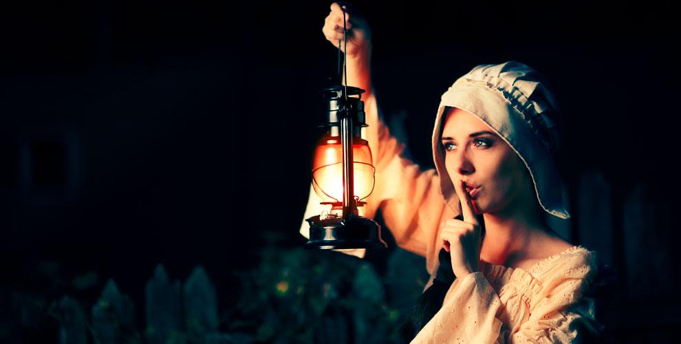 Компания Fantasmia: квест-локации «Армагеддон: спаси планету» и«Замок графа Дракулы»