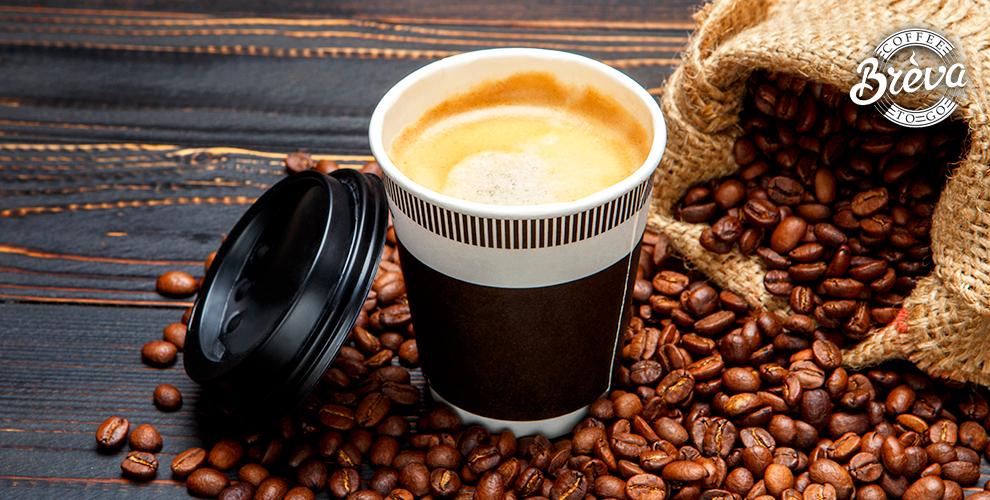 Кофе, какао, горячий шоколад вкофейне Coffee Breva