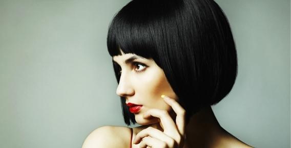 """Кератиновое восстановление и выпрямление, причёска из локонов, окрашивание, мелирование и укладка волос в парикмахерской """"Стрижки"""""""