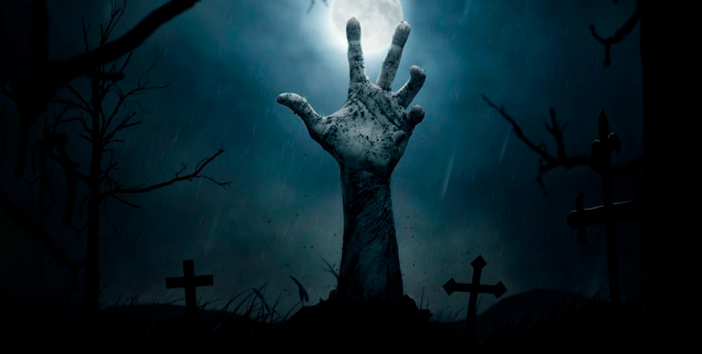 Участие вреалити-квесте «Зловещие мертвецы» откомпании «Этажи»