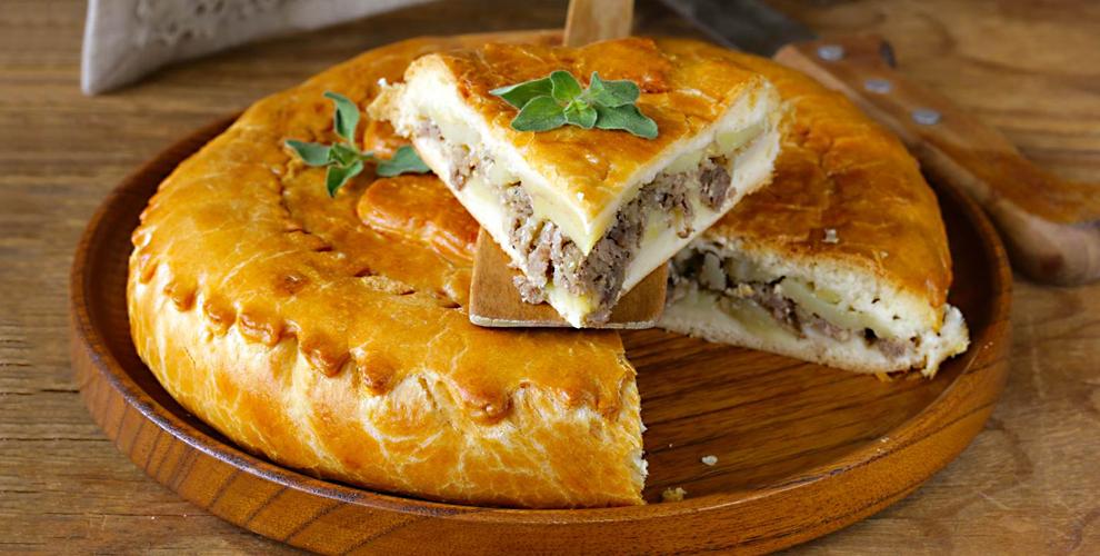 Соленые, сладкие пироги, перепечи, торты и капкейки от кулинарии «Лаванда»