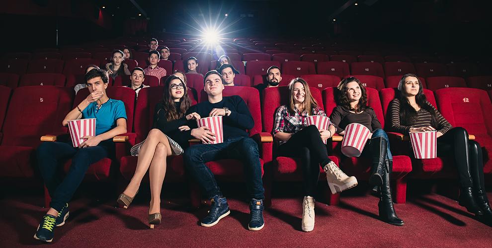 Билеты в «мягкий» кинотеатр в КРК «Мегаполис» и РК «Этаж»