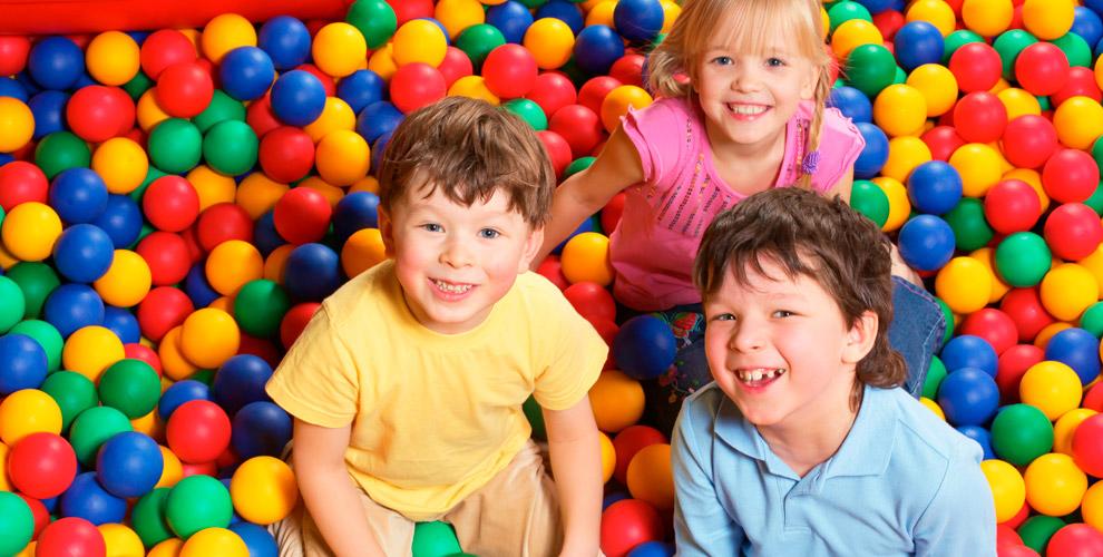 Безлимитное посещение детского игрового центра «Лимпопо»