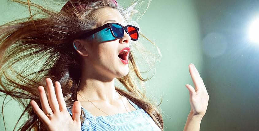 """Кино на цилиндрическом широкоформатном экране в 7D-кинотеатре в ТРК """"Сенная"""""""