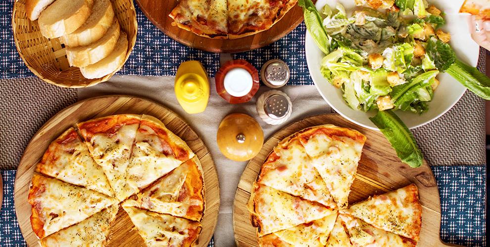 Осетинские пироги и ароматная пицца от службы доставки TAVERNA