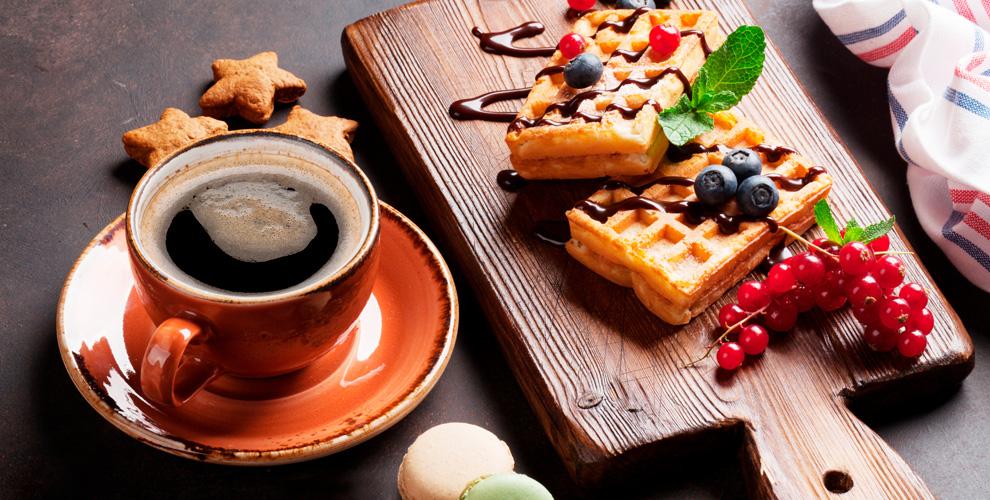 Кофе навыбор ивенская вафля всети кофеен CoffeeShop Company