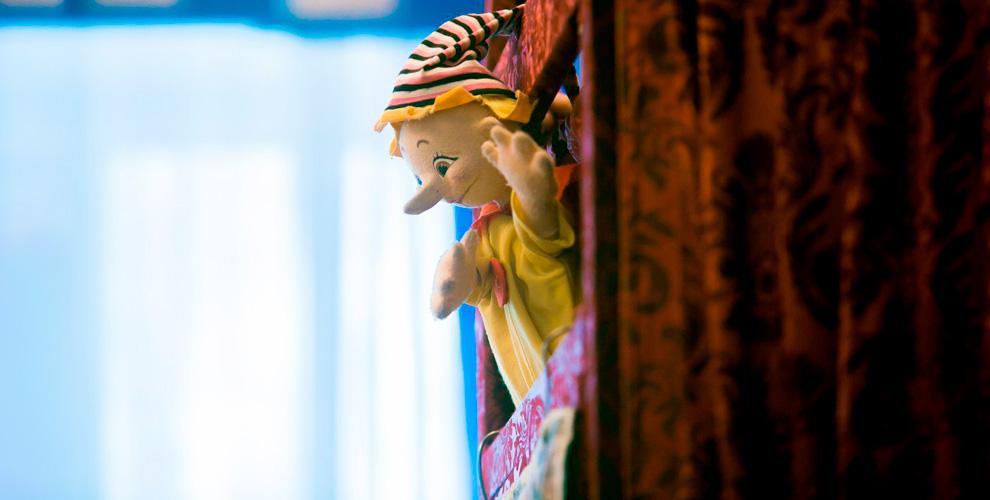 «Театр МарьИванны»: выездные интерактивные кукольные спектакли