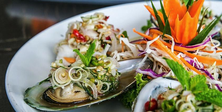 """Многообразие ароматов и вкусовых сочетаний Таиланда! Все меню и карта бара в ресторане тайской кухни """"Баан Тай"""""""
