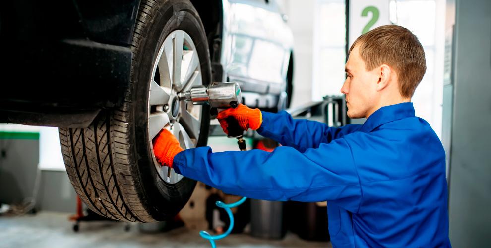 Шинный центр «Урбанвил»: теплый шиномонтаж колес автомобиля