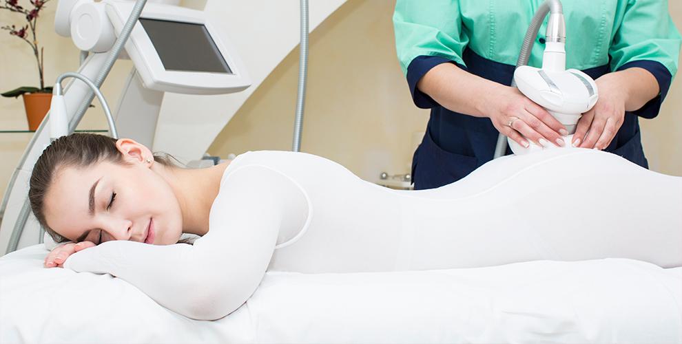 LPG-массаж зон на выбор в студии коррекции фигуры «Легко худеем»