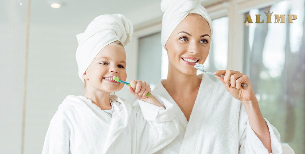 Интернет-магазин Alimp: зубная паста, электрическая щетка и насадки