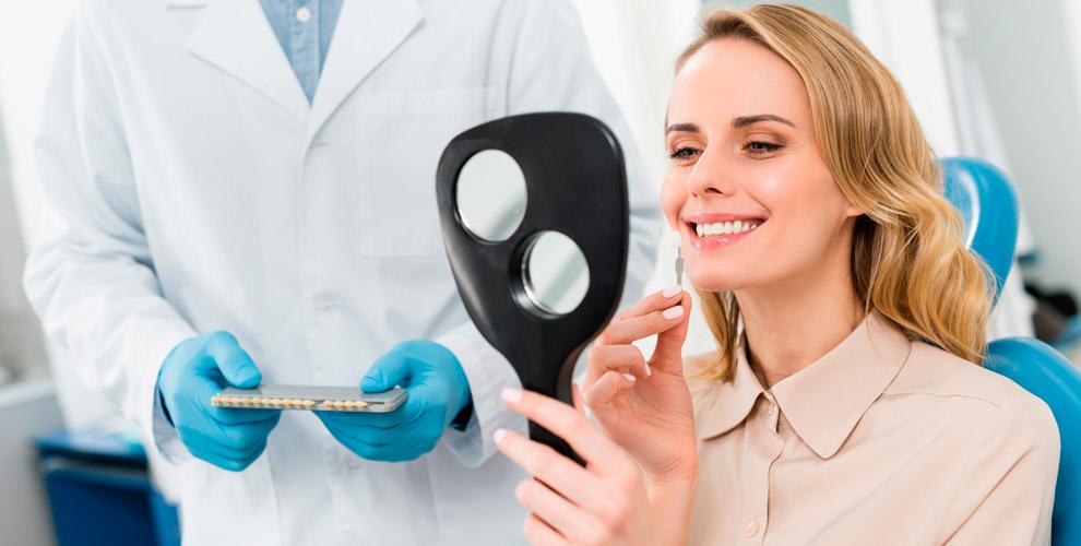 Косметическое отбеливание зубов вMagic White