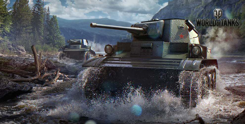 Онлайн-игра World ofTanks: танк Tetrarch, «Премиум аккаунт»и400000единиц серебра
