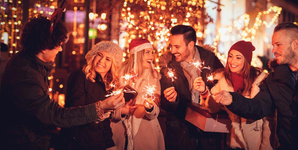 Проживание ипразднование Нового Года вотеле взагородном клубе «уГоры Волчиха»