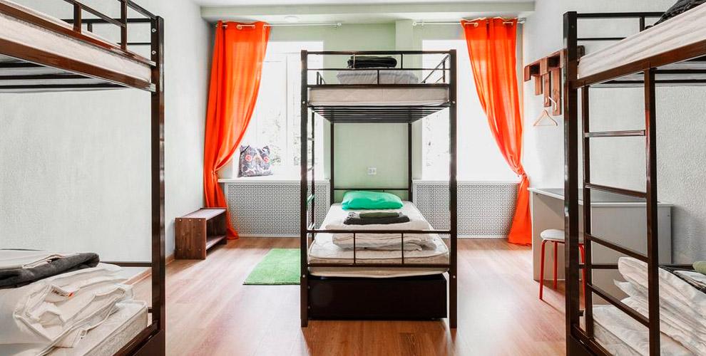 Nice Hostel: проживание в номере на любое количество дней