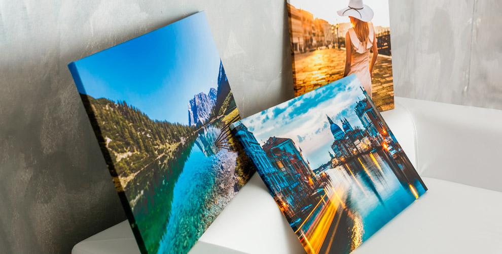 Печать нахолсте ифутболках втипографии «Печатный Город»