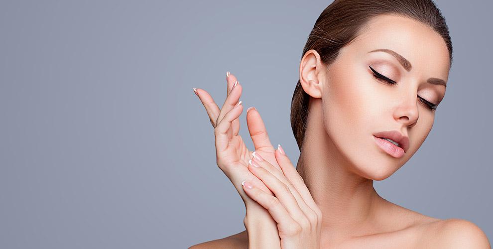 Бесплатная консультация косметолога и процедуры для лица в салоне красоты «Гламур»