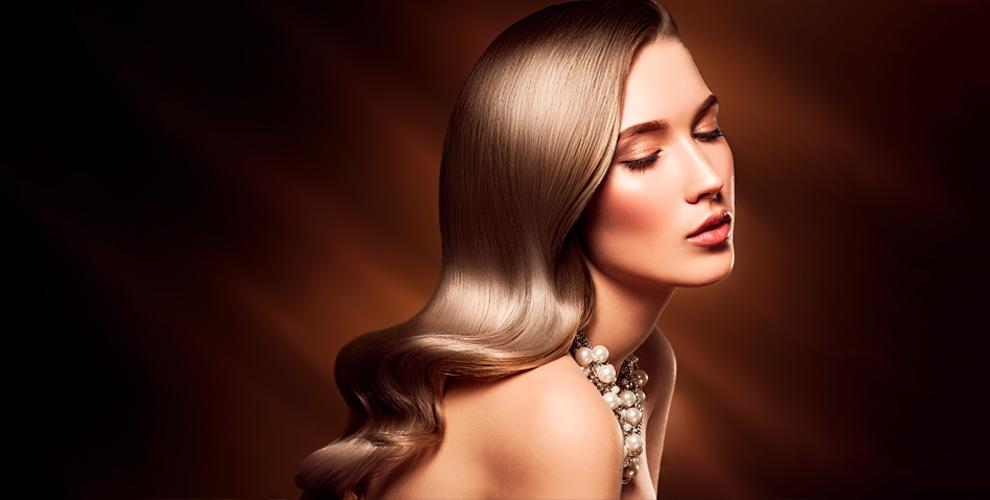 Кератиновое выпрямление волос, ботокс, солярий встудии красоты «Шпилька»
