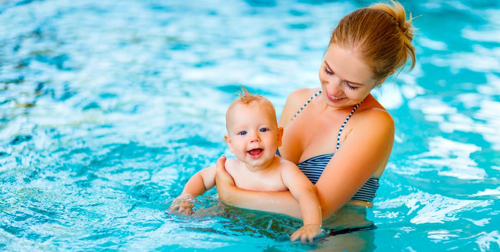 Baby Spa: грудничковое плавание, программа «Мама и Малыш»