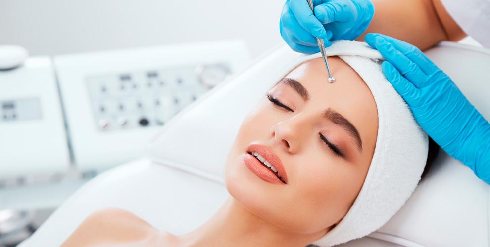 Мезотерапия, массаж, программы поуходу закожей лица вцентре «АБЭНА»