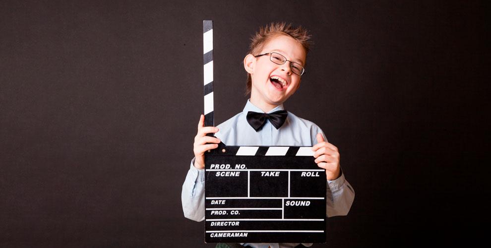 Занятия поактерскому мастерству, посещение кинотеатрального проекта встудии LaSTIK