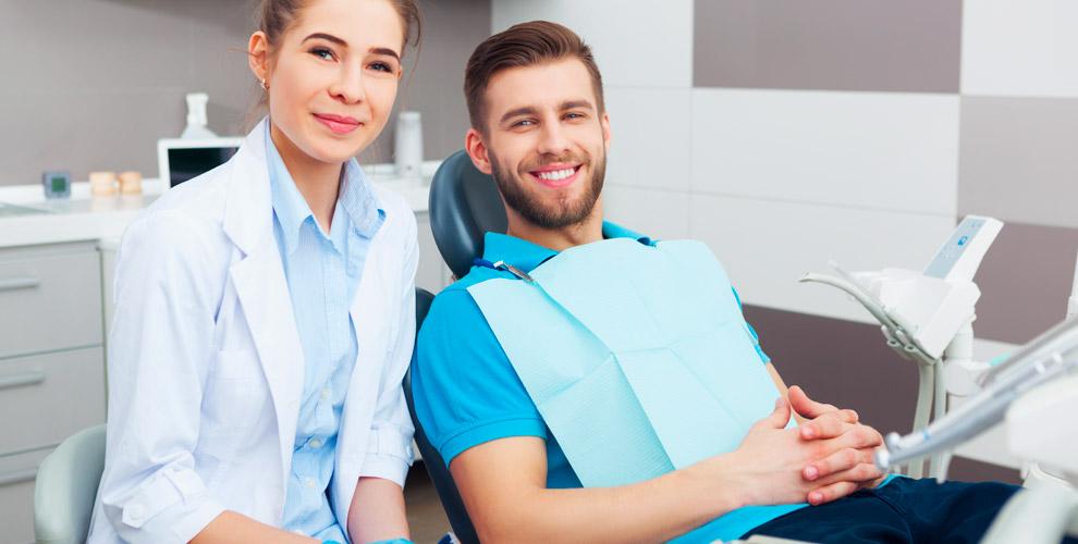«Дентал Приват»: лечение кариеса,  установка импланта, УЗ - чистка иудаление зубов