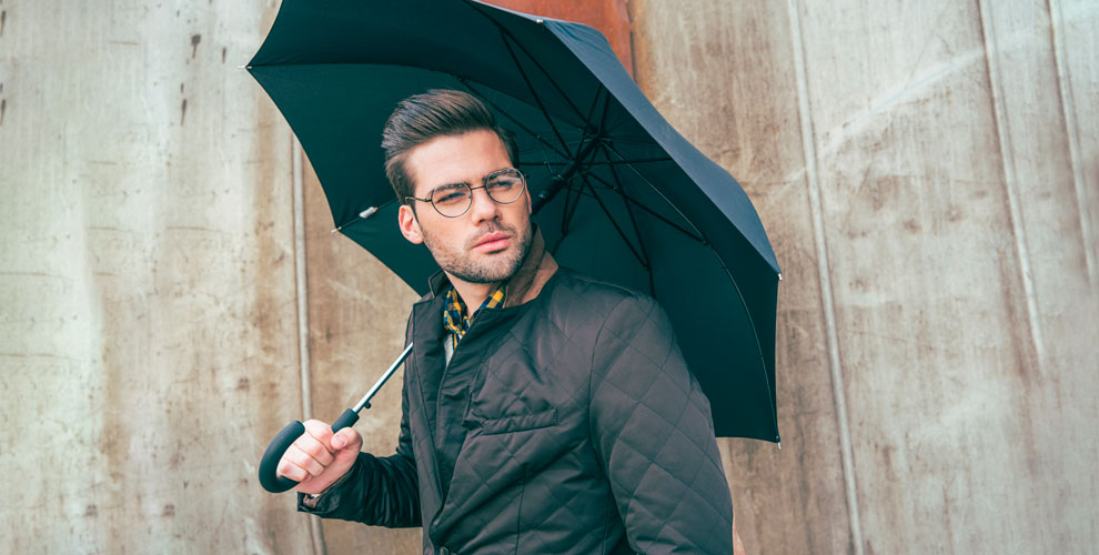 Мужские зонты от интернет-магазина «Мишуринка»