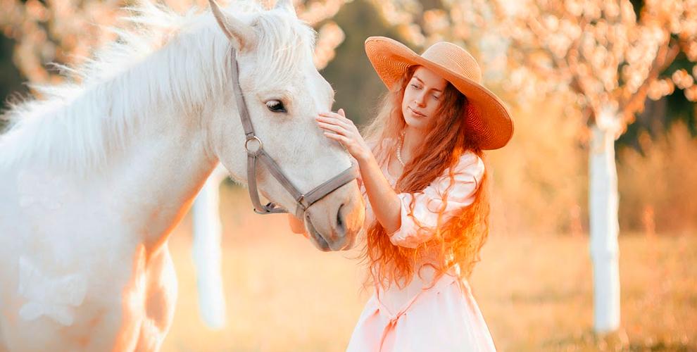 Конные, романтические и квест-прогулки в конном дворе «Хутор»