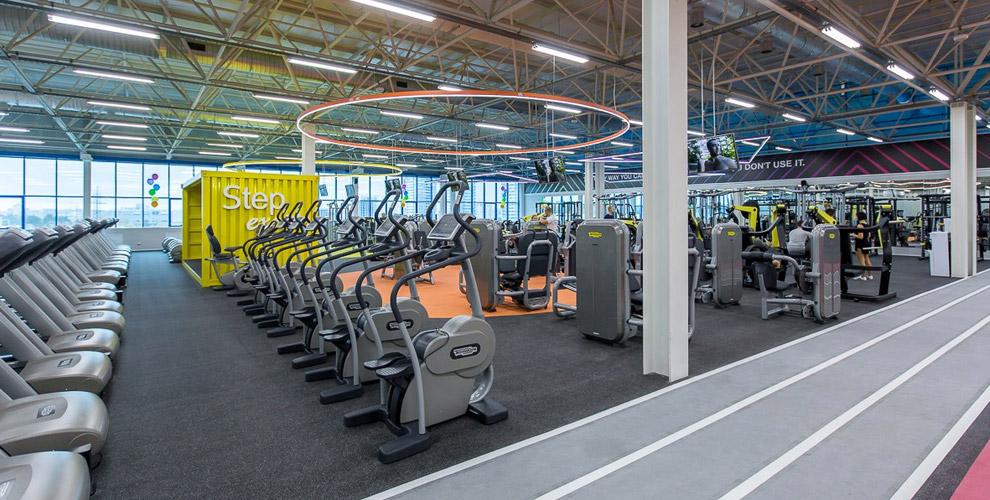 Безлимитное посещение фитнес-клуба Alex Fitness