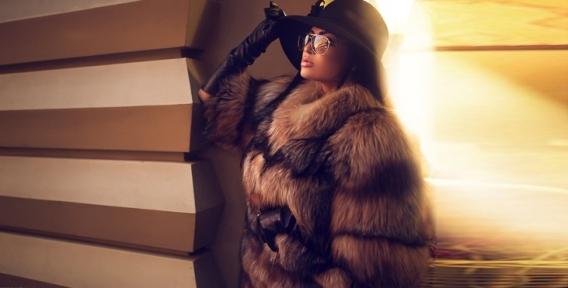 Сенсация! Только по 14 февраля норковые шубы от 25000 рублей в бутике Esmeralda Furs