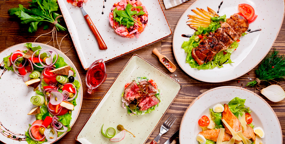 Ужин для двоих или для компании, а также проведение банкета в кафе-баре «Дубай»