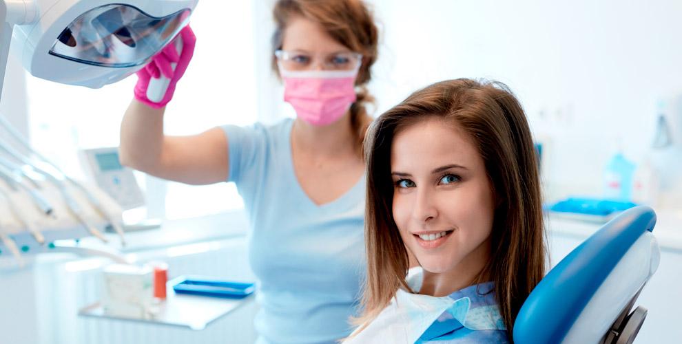 """Гигиена полости рта, установка коронки и другое в стоматологии """"Изумруд"""""""