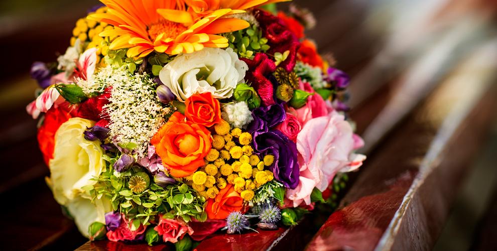 Розы, герберыибукетыоткомпании Happy Flowers