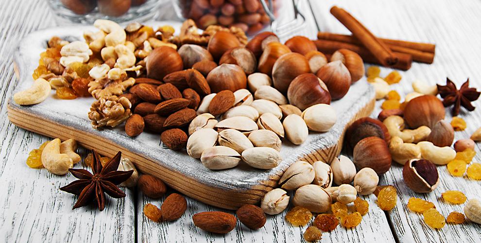 Mealshop: арахис, фисташки, цукаты, изюм, финики иинжир