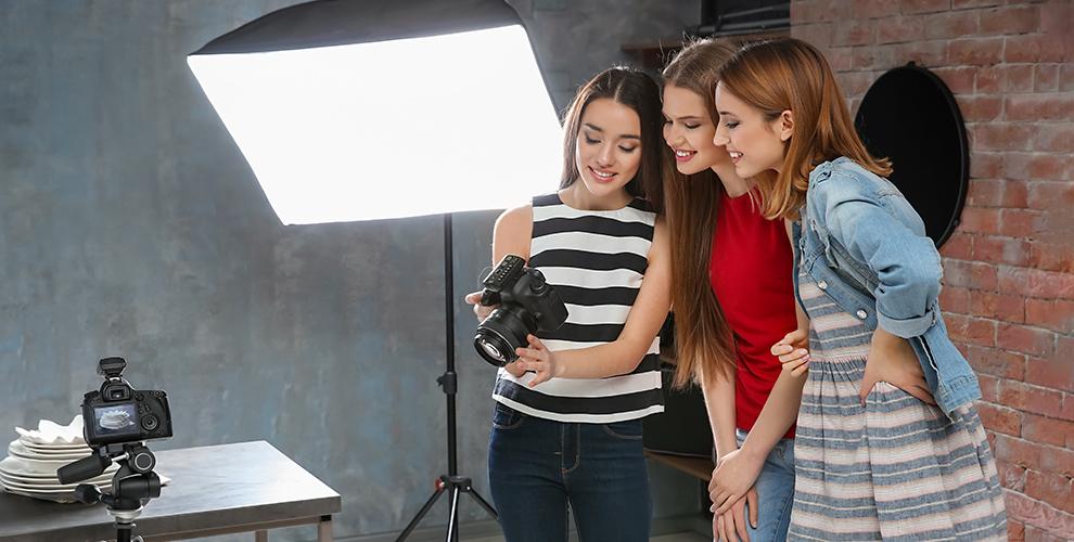 Фотограф Иванова Олеся: групповой курс «Начинающий фотограф»