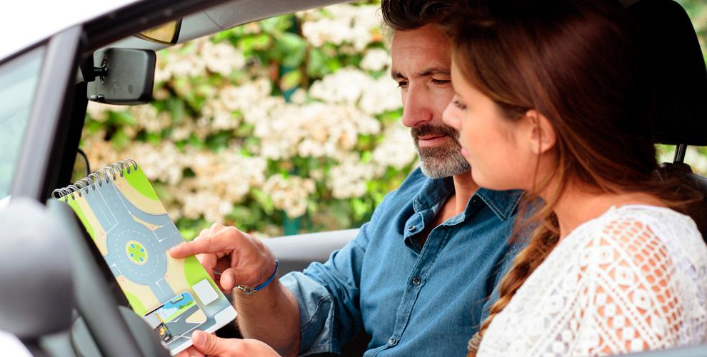 Обучение вождению на права категории «В» в автошколе «Аракс»