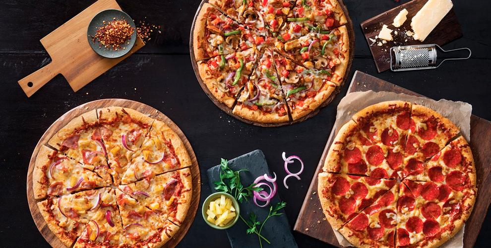 Пицца от150рублей, наборы роллов от400рублей, закуски отдоставки Eshfresh.online