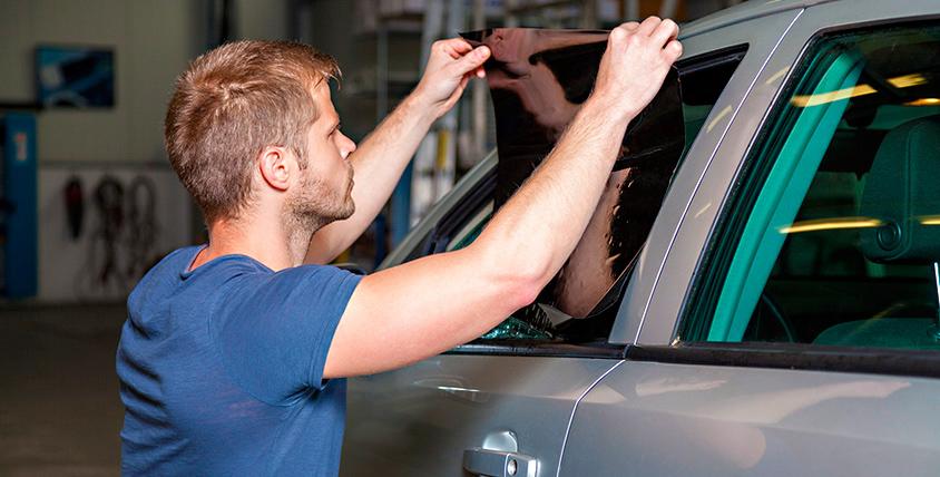 Прокачайте свой автомобиль! Профессиональное тонирование задних и боковых стёкол в тюнинг-ателье Oh, my car