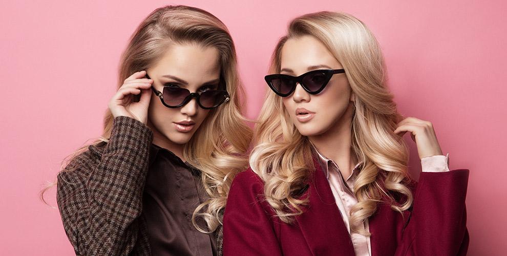 Солнцезащитные очки, оправы илинзы всалоне оптики «Очки иМода»