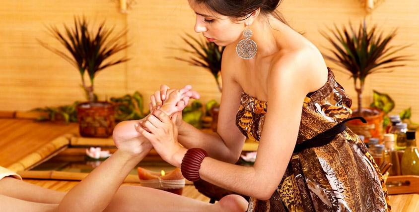 Тайский, филиппинский, антицеллюлитный массаж и не только в салоне красоты Grase Spa