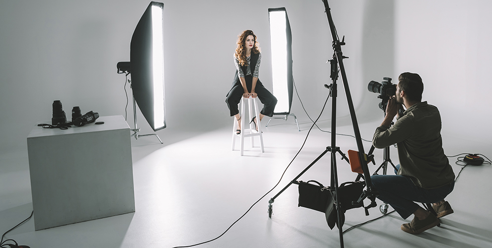 Профессиональные фотосессии всети студий Icona Photo